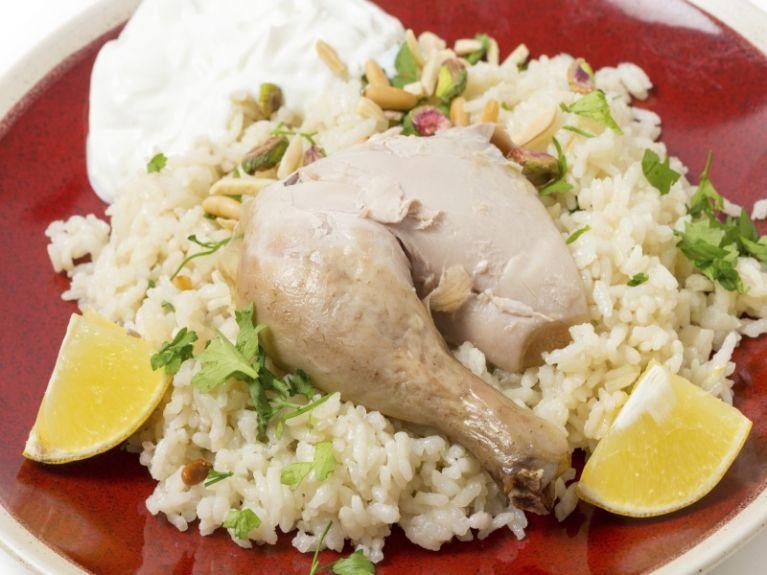Cucina iraniana Milano